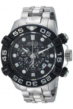 Men's Hydromax Quartz Stainless Steel Casual Watch