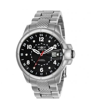 Signature Automatic Black Dial Mens Watch
