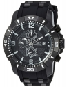Men's Pro Diver Quartz Stainless Steel Casual Watch