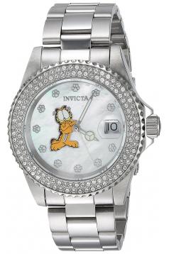 Women's Quartz Stainless Steel Casual Watch