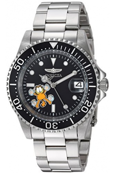Invicta Men's Automatic Stainless Steel Casual Watch, Color:Silver-Toned (Model: 24861)