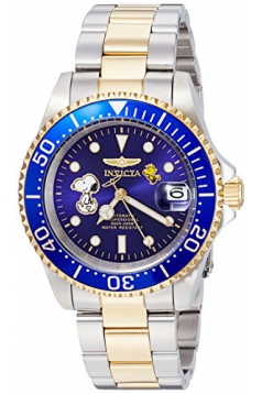 Invicta Men's Automatic Stainless Steel Casual Watch, Color:Two Tone (Model: 24786)
