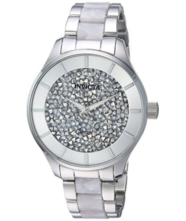 Women's Angel Quartz Stainless Steel Casual Watch