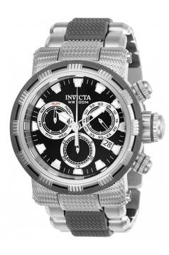 Men's Specialty Quartz Chronograph Black Dial Watch
