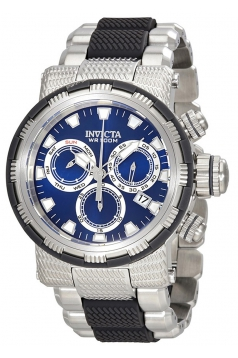 Men's Specialty Quartz Chronograph Blue Dial Watch
