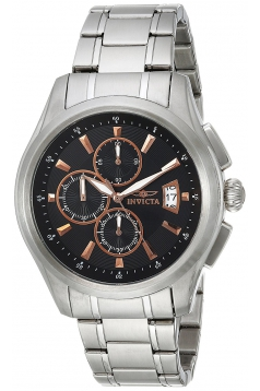 Men's Specialty Quartz Stainless Steel Casual Watch