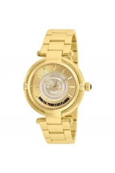 Women's Star Wars Quartz Multifunction Gold Dial Watch