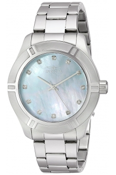 Men's Pro Diver Analog Display Japanese Quartz Silver Watch