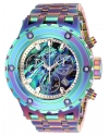 Men's 'Subaqua' Quartz Stainless Steel Casual WatchMulti Color