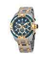Speedway Chronograph Blue Dial Mens Watch