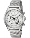 Men's 'Speedway' Quartz Stainless Steel Casual Watch