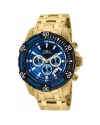 Pro Diver Blue Dial Mens Chronograph Watch