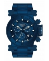 Coalition Forces Chronograph Blue Dial Mens Watch