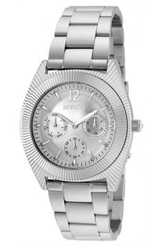 Women's Angel Quartz Chronograph Silver Dial Watch