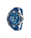 Chronograph Bolt Blue Dial Mens Watch