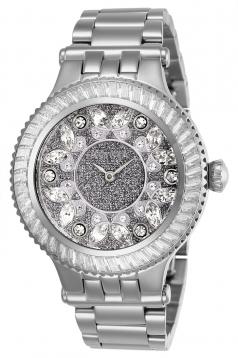 Women's Subaqua Quartz 2 Hand Silver Dial Watch