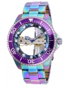 Men's Pro Diver Mechanical 3 Hand Green, Blue Dial Watch
