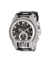 Men's Reserve Quartz Multifunction Titanium Dial Watch