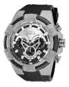 Bolt Chronograph Black Dial Mens Watch