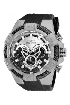 Bolt Chronograph Black Dial Mens Watch