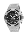 Men's 'Bolt' Quartz Stainless Steel Casual Watch