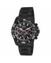 Men's Pro Diver Analog Display Quartz Black Watch
