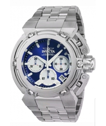 Men's 'Coalition Forces' Quartz Stainless Steel Casual Watch
