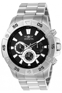 Men's 'Pro Diver' Quartz Stainless Steel Casual Watch