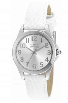 Women's 'Angel' Quartz Stainless Steel and Leather Casual Watch