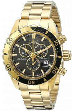 Men's 'Pro Diver' Swiss Quartz Stainless Steel Casual Watch