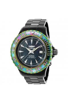 Men's Pro Diver Automatic 3 Hand Black Dial Watch