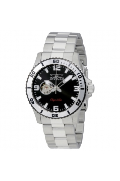 Men's 'Objet d'Art' Automatic Stainless Steel Casual Watch