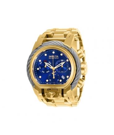 Men's Reserve Quartz Chronograph Blue Dial Watch
