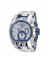 Reserve Men's 52mm Bolt Zeus Magnum Swiss Quartz Dual Movement Bracelet Watch