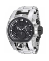 Men's Reserve Quartz Chronograph Titanium Dial Watch
